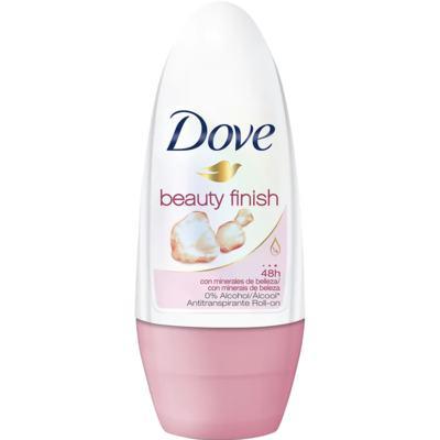 Desodorante Antitranspirante Dove - Beauty Finish Roll-On | 50ml