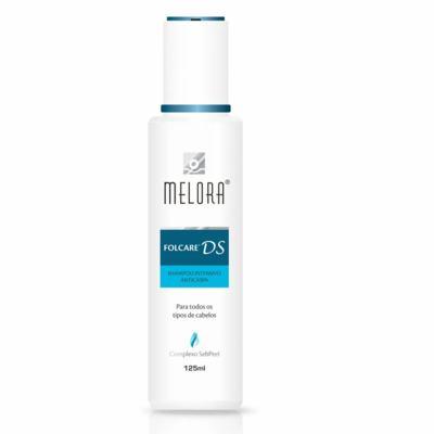 Shampoo Intensivo Anticaspa Melora Folcare DS - 125ml