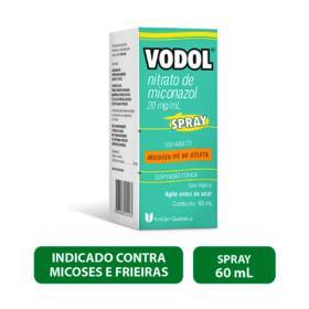 Nitrato de Miconazol Vodol - 20mg Spray | 60ml
