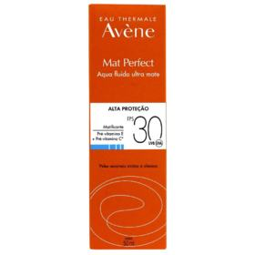 Protetor Solar Facial Avéne Mat Perfect - FPS 30,50mL