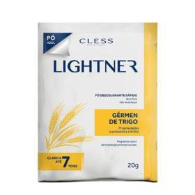 Pó Descolorante Cless Lightner - Gérmen de Trigo | 20g