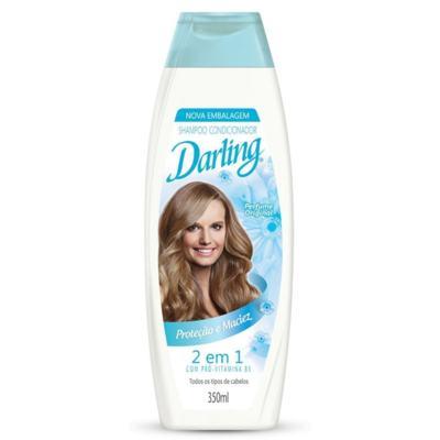Shampoo e Condicionador - Darling 2 em 1   350ml