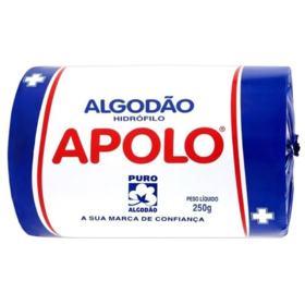 Algodão em Rolo Apolo - Hidrófilo | 250g