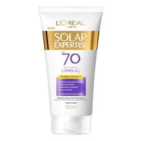 Protetor Solar Expertise Creme Supreme Protect 4 - Fps70   120ml