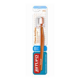 Escova Dental Bitufo Class Antibac - Extra Macia