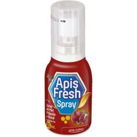 Apis Fresh Spray de Mel, Própolis e Romã - 35ml