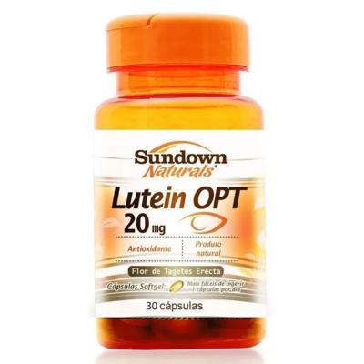 Luteína Lutein OPT Sundown - 20mg   30 cápsulas