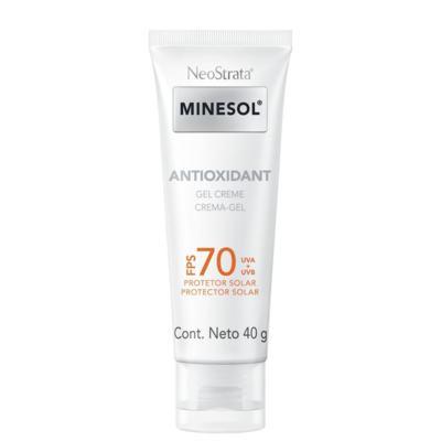 Protetor Solar RoC Minesol Antioxidante - FPS 70 | 40g