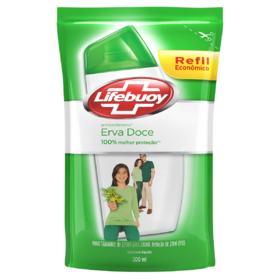 Lifebuoy Sabonete Líquido Para Mãos Refil - Erva Doce | 200ml