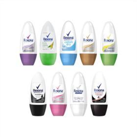 Desodorante Roll-On Rexona Feminino Powder - 50mL