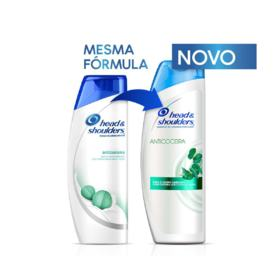 Shampoo de Cuidados com a Raiz Head & Shoulders - Anticoceira | 400ml