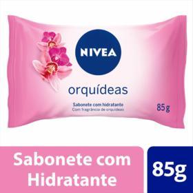 Sabonete Hidratante Nivea - Orquídeas | 85g
