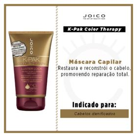 Mascara Joico K-Pak Color Therapy Luster Lock - Mascara Joico K-Pak Color Therapy Luster Lock 140ml