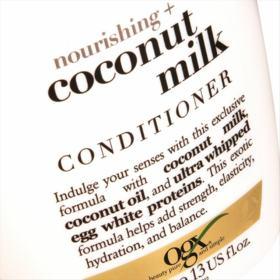 Condicionador Ogx - Coconut Milk | 385ml