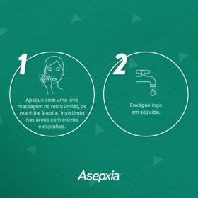 Sabonete Líquido Asepxia Limpeza Profunda - 100ml