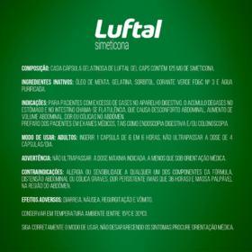 Luftal - Gel Caps | 10 Cápsulas Gelatinosas Moles