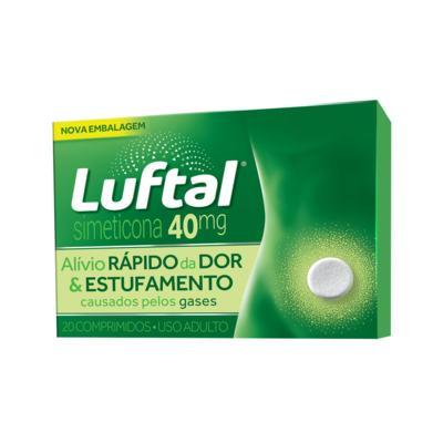 Luftal - 20 comprimidos