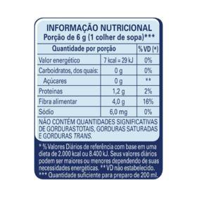 Fibra Alimentar FiberMais Mix de Fibras com Colágeno - Sabor Limão   300g