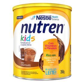 Suplemento Alimentar Nutren Kids - Sabor Chocolate   350g