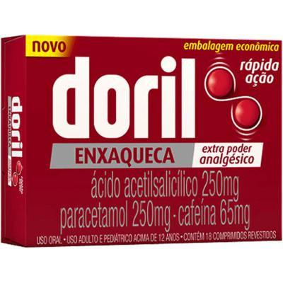 Doril Enxaqueca - 12 comprimidos revestidos