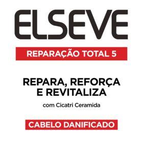 Shampoo Elseve - Reparação Total 5 | 400ml