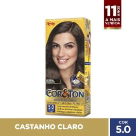 Tintura Niely Cor&Ton - 5.0 Castanho Claro