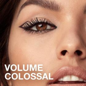 Máscara de Cílios Maybelline - The Colossal Volum' Express À Prova D'água | 18g