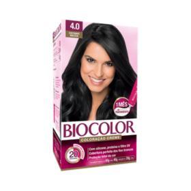 Tinta de Cabelo Biocolor - Castanho Malícia 4.0 | 1 unidade