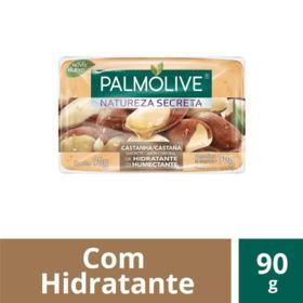 Sabonete em Barra Palmolive - Natureza Secreta Castanha | 90g