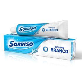 Creme Dental Sorriso - Extremo Branco   70g