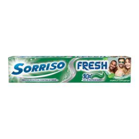 Creme Dental Sorriso - Fresh Hortelã Explosion | 90g