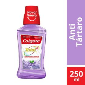 Enxaguante Bucal Colgate Total 12 - Anti-Tártar | 250ml