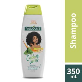 Shampoo Palmolive Naturals - Cachos Control | 350ml