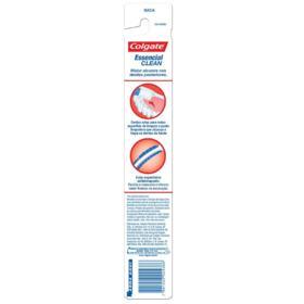 Escova Dental Colgate Essencial Clean - Macia | 1 unidade