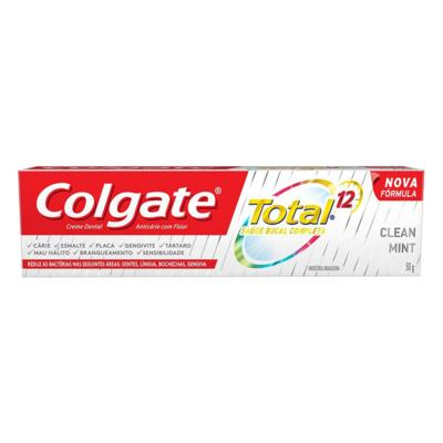 Creme Dental Colgate - Total12 Clean Mint | 50g