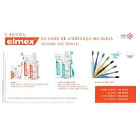 Escova Dental Elmex Sensitive - Extra Macia | 1 unidade