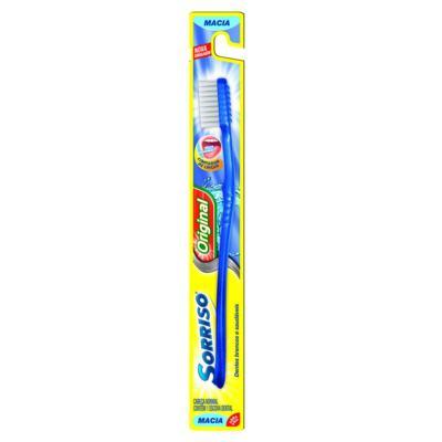 Escova Dental Sorriso Original - Macia | 1 unidade