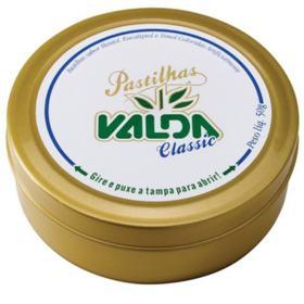 Pastilhas Valda - Classic | 50g