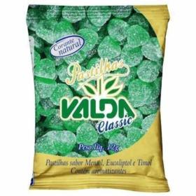 Pastilhas Valda - Classic | 12g