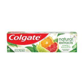 Creme Dental Colgate - Natural Extracts Reinforced Defense | 90g
