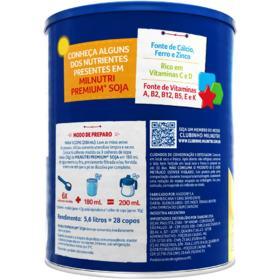 Composto Lácteo Milnutri Premium - Soja | 800g