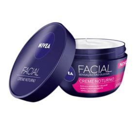 Creme Facial Nivea - Noturno | 100g