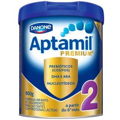 Fórmula Infantil Aptamil Premium - 2 | 900g