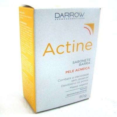 Kit Sabonete Actine + Saboneteira -    80g