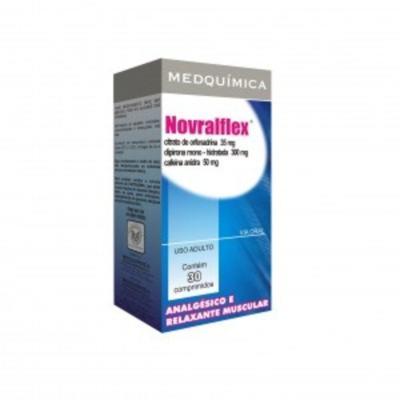 Novralflex - 30 comprimidos