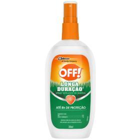 Repelente Off Longa Duração - Spray | 200ml