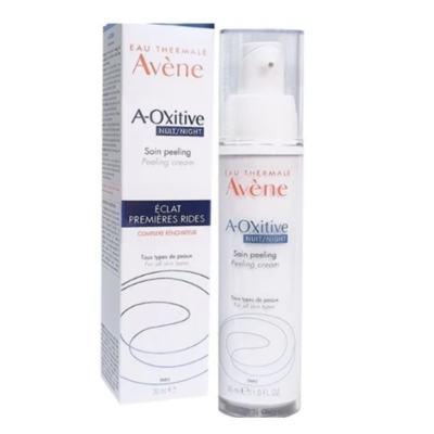 Renovador Celular Facial Avène - A-oxitive Noite | 30mL