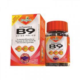 Katiguá Vitamina B9 - 125mg | 120 comprimidos