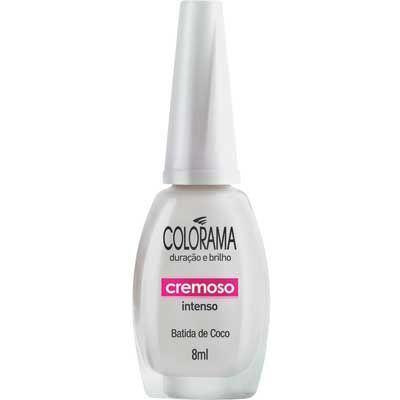 Esmalte Colorama Renovação Cremoso - Batida Coco | 8ml