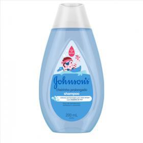 Shampoo Johson's Baby - Cheirinho Prolongado   200ml